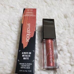 Smashbox Makeup - Smashbox Always on Metallic Matte